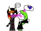 me and zero XD