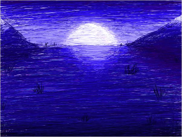 lakeside blue