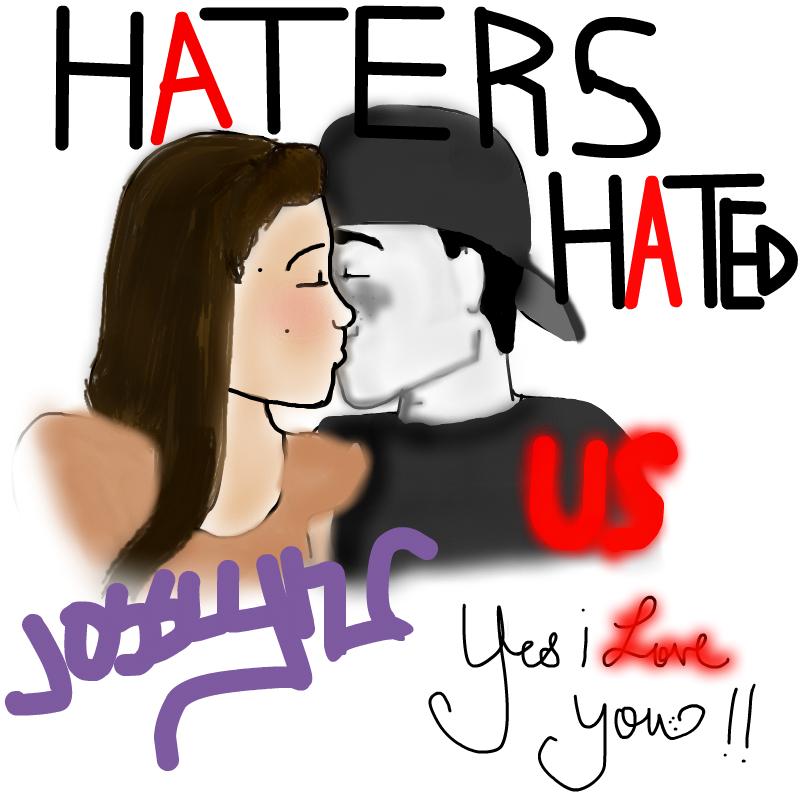 Haters Broke US Apart