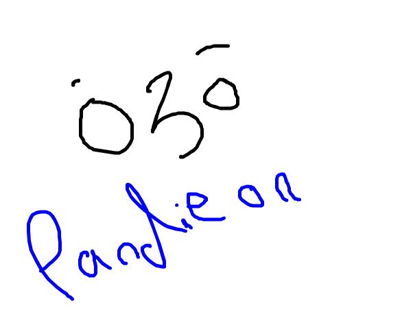 Pandie on. o3o