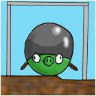 angrybirds helmet pig