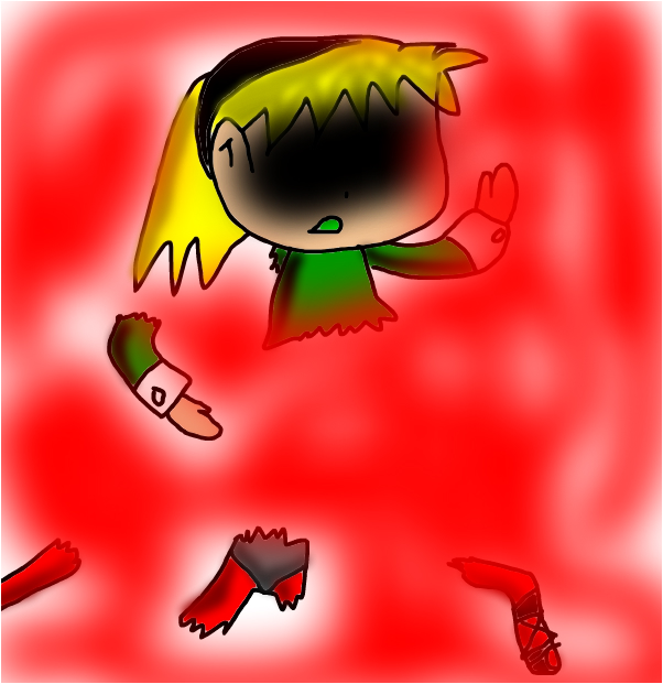 This is her killed by Oggie Boggie