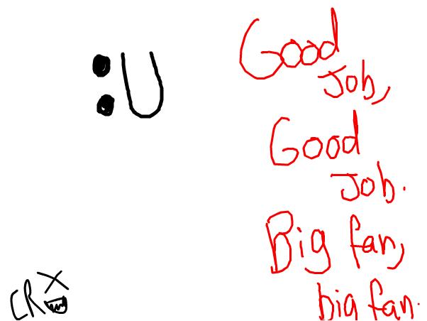 Hey, :U