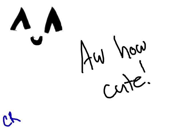 Aw how cute. c: