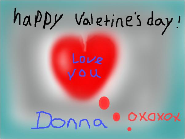 valentine's day :)
