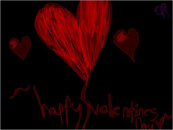 <3 ^3^ Happy valentines day. -Chet