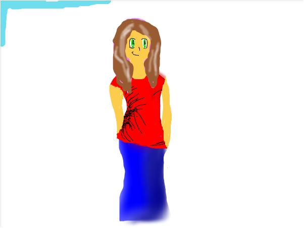 i made a avatar