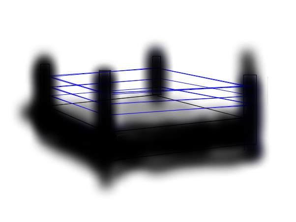 wwe smack down ring