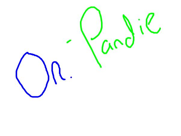 Pandie on.