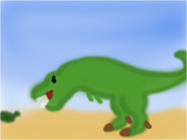 mad t rex