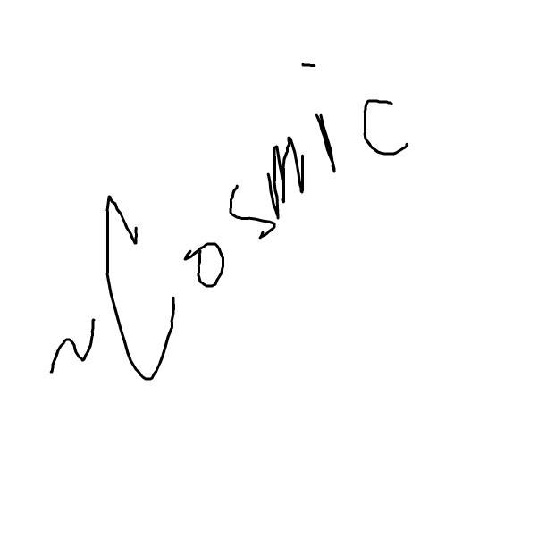 I Ish Bak ~Cosmic