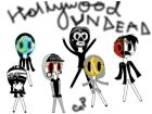 hollywood undeadcontest!