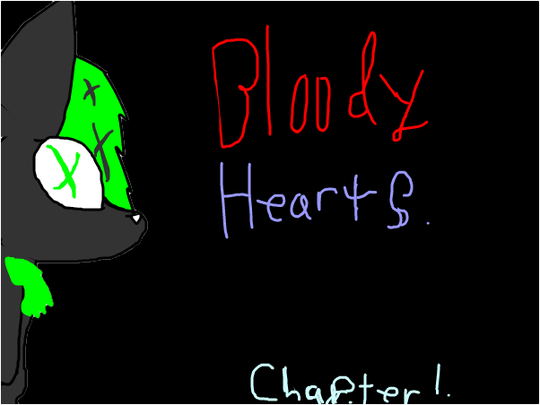 Chapter 1 Bloody Hearts
