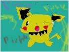 Pichu the pokemon