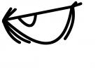 Angry random eye