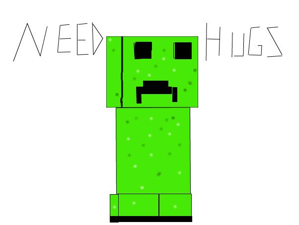 Creeper Minecraft Slimber Com
