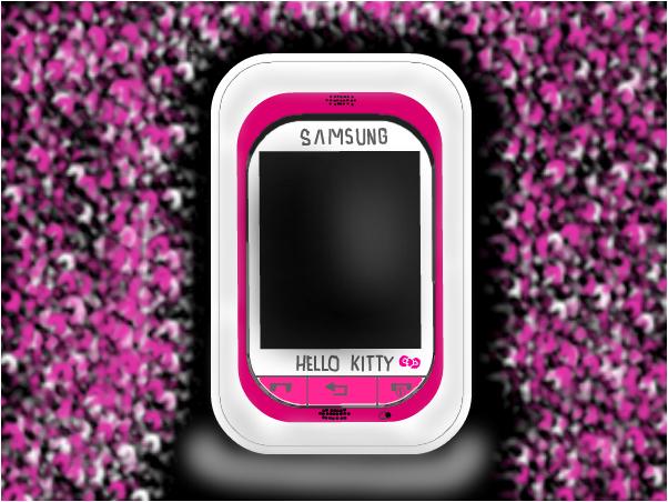 Samsung Hello Kitty C3300K