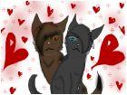 Bluestar and Oakheart