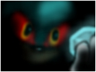 Evil sonic character