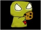 My Cookie! Get Away, Get Away!!!!