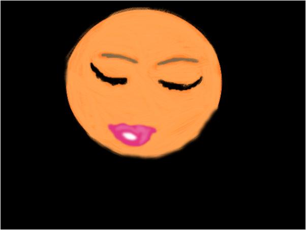 anoying orange girl verion