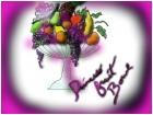 Princess' fruit Bowl