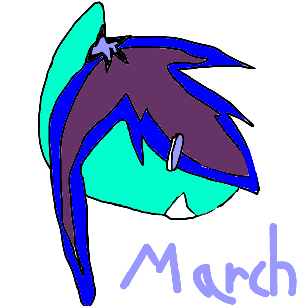 March is here!!!!!!!