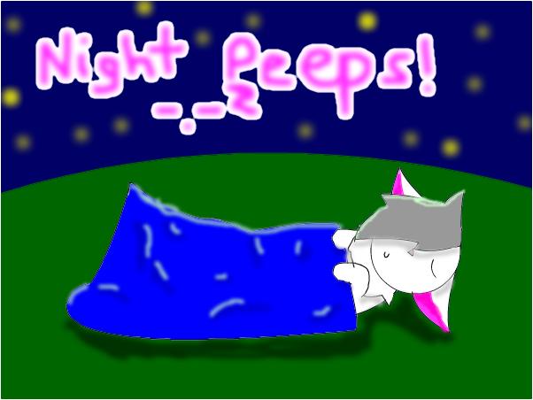 good night -again