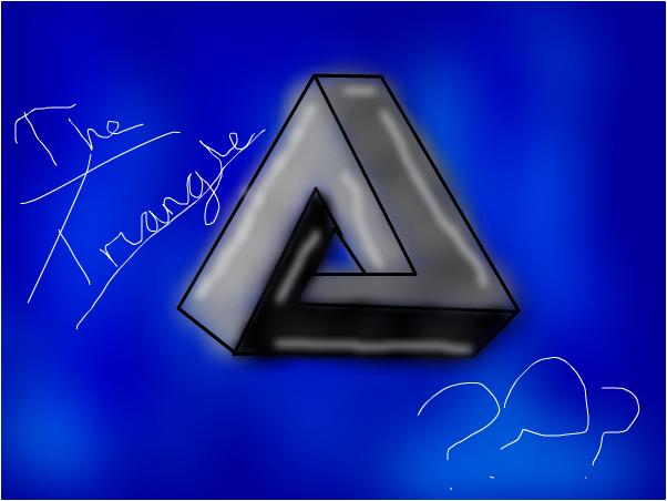 Da Mysterious triangle....