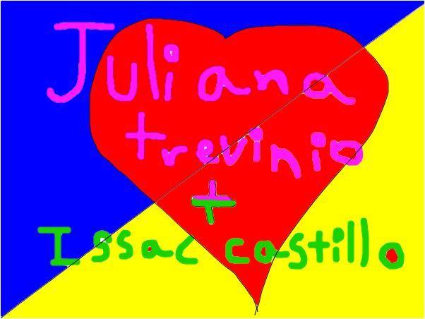 juliana trevinio+issac castillo