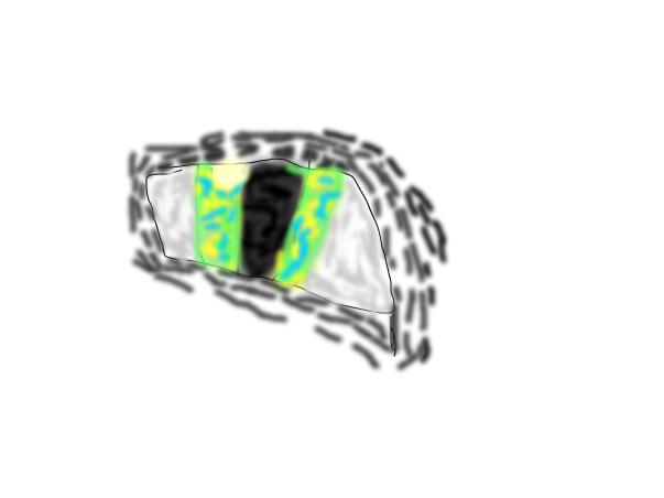 Toothless's Eye