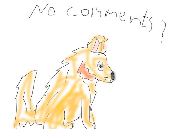 No coments?