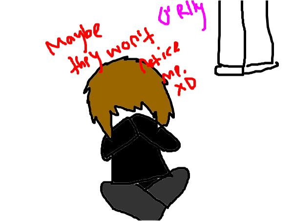 >< Shhh Im hiding. xD