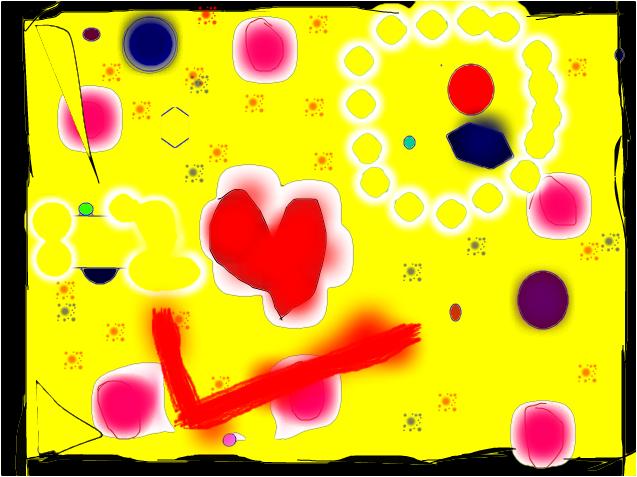lightened heart