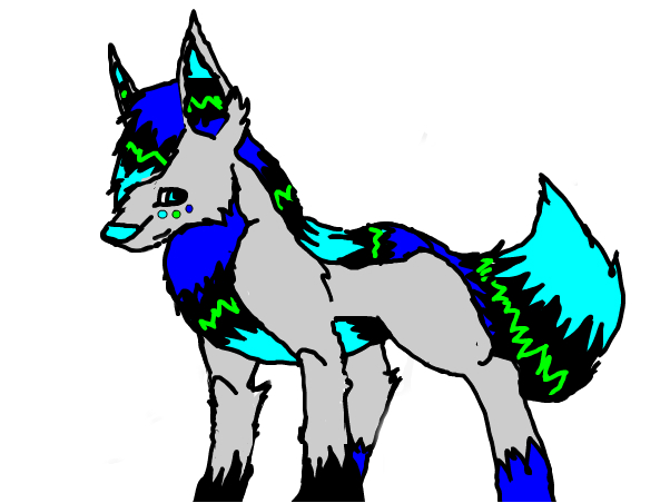 Im on~wolf (Grounded)