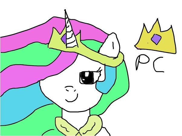 princess Celestia (P.C)