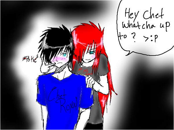 Me like the creepy person I am :)