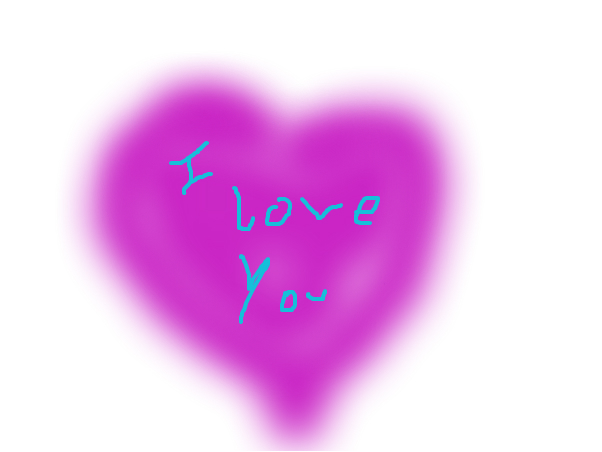 I love someone..