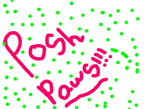 POSH PAWS!!!!!!!!!!!!!!!!!!!!!!!!!!!!