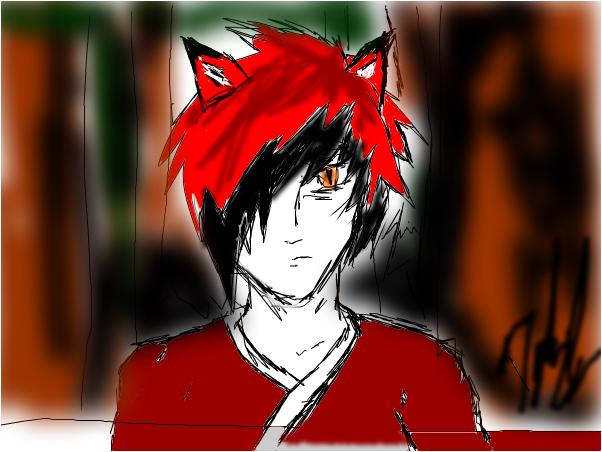 me as a fox