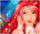"arial ""the little mermaid"""