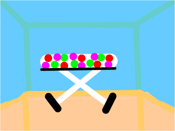 ironing board 2