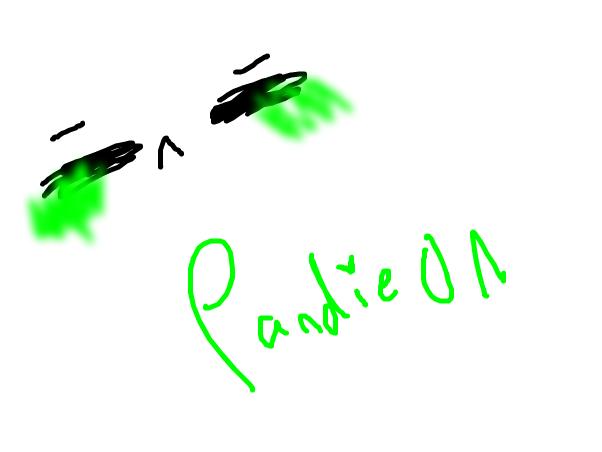 Pandie on ><