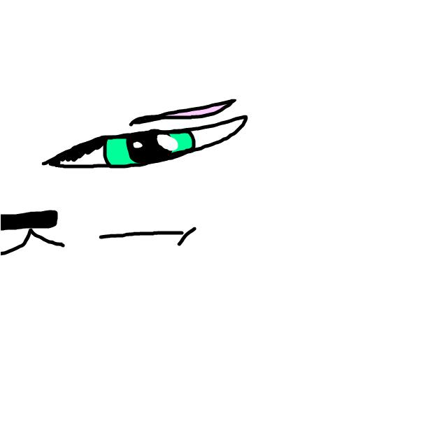I got a cut on my eyelid~ WG
