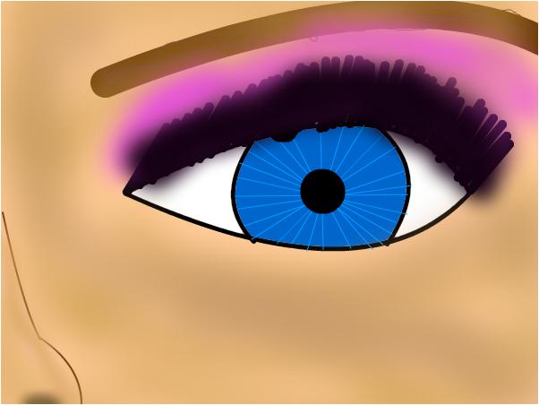 an eye!!!! LOL