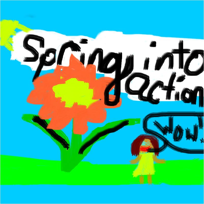 spring grows!