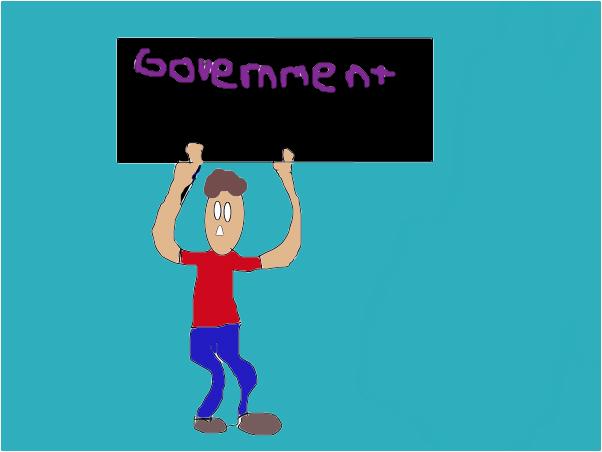government cartoon