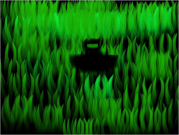 phantom in green fire