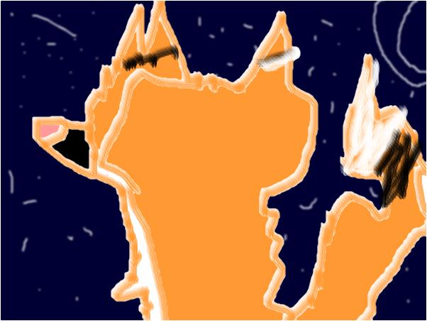 Earthquake the fox