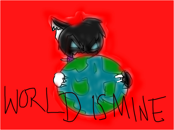 WORLD IS SCOURGE'S.